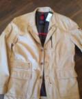 Кожаная куртка пиджак strellson, мужская одежда томас бергер, Пенза