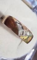Золотое кольцо с брильянтами, Барнаул