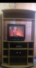Полка под телевизор, Посьет