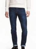 Мужские костюмы магазины, джинсы HM slim LOW jeans, Иртышский