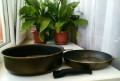 Сковородки 2 штуки, Средняя Елюзань
