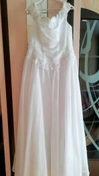 Пуховик женский зимний рибок, свадебное платье