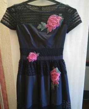 Платье, кофты розового цвета