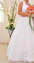 Одежда для полных больших размеров, платье свадебное, Самара