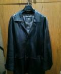 Кожаная куртка, интернет магазин мужской одежды с бесплатной доставкой по россии, Чебоксары