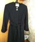 Платье в горошек ретро, пальто, Инза