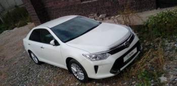 Toyota Camry, 2014, шкода октавия a7 4х4