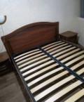 Двуспальная кровать с двумя тумбами, Советская Гавань