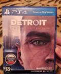 Detroit: Become Human (cтать человеком) PS4, Пластун