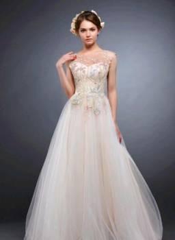 Купить летнее пальто в интернет магазине недорого средней длины, платье свадебное вечернее Акварель Пудра