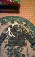 Дембельская форма полный комплект, мужской спортивный костюм с мехом, Каневская