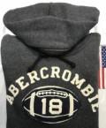 Толстовка Abercrombie&Fitch (XL) с капюшоном / США, футболка the rabbit, Головино