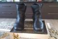 Мужские зимние кожаные ботинки с натуральным мехом, ботинки Xelement, Алушта