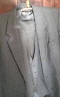 Мужские рубашки в клеточку купить, продам костюм -тройка (Румыния) практически новый, Колышлей