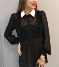 Блуза Atos Lombardini, интернет магазин кроп таун каталог одежды, Уссурийск