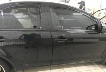 Mitsubishi Lancer, 2007, продажа хендай солярис хэтчбек м пробегом