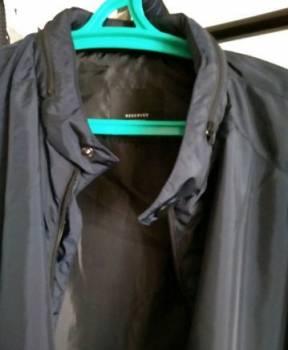 Ветровка reserved, рубашка оксфорд голубая