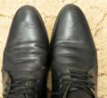 Мужская кожаная обувь на заказ, ботинки, Партизанск