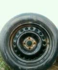 Комплект шин на дисках, зимняя резина для форд фокус 2 рестайлинг, Красный Коммунар