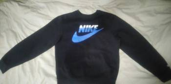 Мужской свитер со жгутами, толстовка Nike