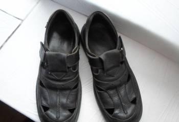 Стильная мужская осенняя обувь, сандалии котофей