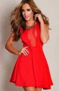 Новые платья разные цвета, одежда в стиле поп арт, Усть-Кинельский