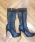 Кожаные сапоги Vasconte, купить кроссовки puma порше дизайн, Смоленск
