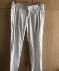 Tom Farr брюки, белые, верхняя распашная мужская одежда у кавказцев, Орловский
