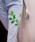 Платья из вискозы макс мара, джинсы с вышивкой, Екатеринбург