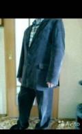 Мужские куртки nortfolk, костюм из микровельвета, Чебоксары