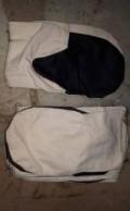 Куртка кожаная мужская демисезонная, перчатки рабочие, Петровск