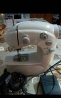 Швейная машинка с электро педалью, Земетчино