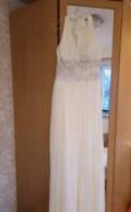 Платье вечернее(свадебное), одежда из италии распродажа, Новосибирск