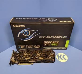 Gigabyte GTX980 G1 Gaming 4Gb/256bit