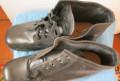 Новые ботинки из натуральной кожи, магазин ламода бутсы, Оренбург