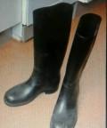 Сапоги черные резиновые (СССР) 42, 5-43 размер, центро каталог мужской обуви, Йошкар-Ола