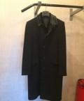 Стильное пальто, черные джинсы мужские зауженные, Благовещенск