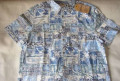 Рубашка дизайн Mantaray Англия р. L (50-52/176-187, футболка off white цена, Боровск