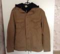 Куртка Милитари + Толстовка из США, мужская кожаная куртка на резинке, Новопокровка