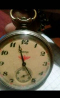 Часы карманные, Неверкино