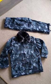 Новый зимний комуфляжный костюм, мужской жилет жаккард