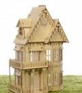 Кукольный дом из фанеры, Бессоновка