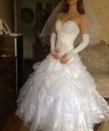 Вечерние платья на полных недорого интернет-магазин, свадебное платье р.42-44, Тула