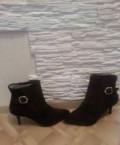 Новые замшевые ботинки, кроссовки adidas terrex softshell mid, Каргасок