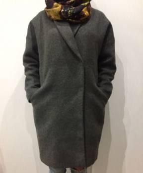 Бренды одежды для неформалов, пальто O'Stin оверсайз