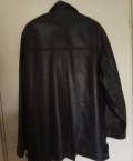 Кожаная куртка р 56-58, толстовка tom tailor мужская, Тавда