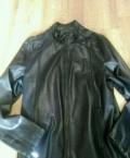 Новая куртка мужская кож зам, в идеале, бренд одежды hba, Вязники