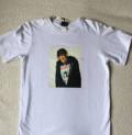 Продам футболку Hey Big с принтом, новая, унисекс, цены на мужские футболки, Хабаровск