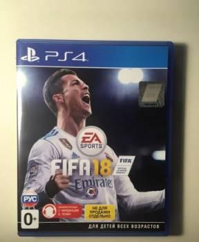 Игра PS4 (fifa18)