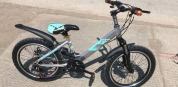 Новые детские велосипеды от 6 до 9 лет